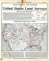 United States Land Surveys 001, Ringgold County 1915 Ogle